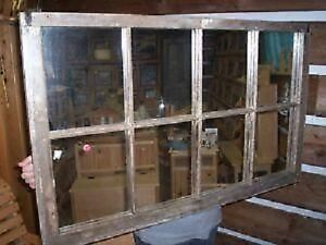 Window With 8 Mirrors
