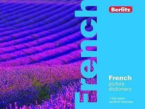 Berlitz Picture Dictionary French by Berlitz Publishing Company Paperback - Norwich, United Kingdom - Returns accepted Most purchases from business sellers are protected by the Consumer Contract Regulations 2013 which give you the right to cancel the purchase within 14 days after the day you receive the item. Find out more about  - Norwich, United Kingdom