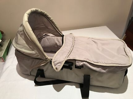 Compact Bassinet that attaches to City Mini Pram (if needed)