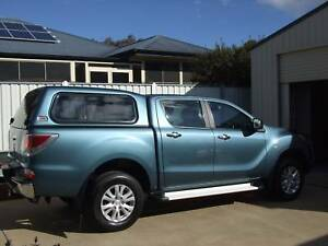 2012 Mazda BT-50 XTR Hi-Rider 4x2 Young Young Area Preview