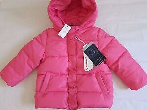 NEW GAP Winter Jacket for toddler girl Size 3T