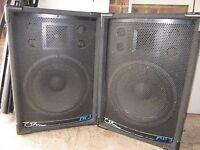 Ohm tops and double bass passive speakers rw3/rw5 s