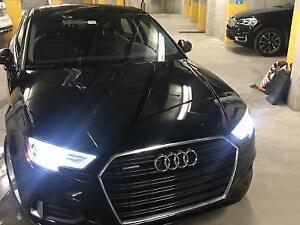 Transfert de bail pour Audi A3 2017
