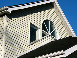 SIDING SOFFIT FASCIA AND EAVESTROUGH