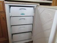 Hotpoint Iced Diamond drawer freezer