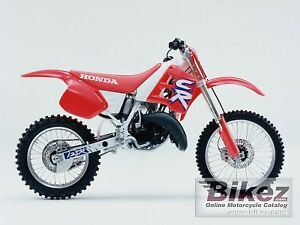 wanted Honda CR 125 , 1992 for part
