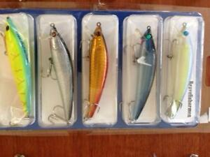 Variety of New Lures - 100 different ones West Island Greater Montréal image 4