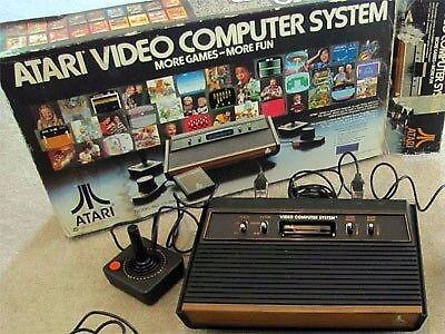 Image caption: Atari 2600
