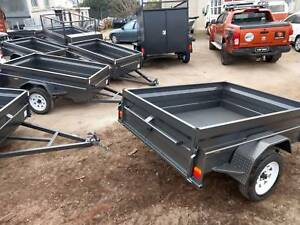 Heavy Duty Box Trailer - Trailers for Sale Canberra - Huge Range Fyshwick South Canberra Preview