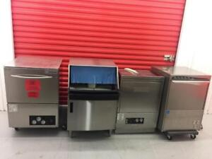 10 ( Moyer Diebel glass washer , high temp dishwasher , all in excelllet condition ! Like new starting $1500