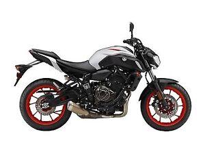 2019 Yamaha MT07AKG