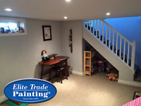 Top Quality Interior Painters - Elite Trade Painting!