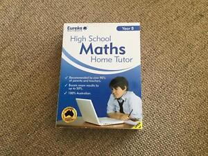 Mathematics Tuition Grade 8 Software Holland Park West Brisbane South West Preview