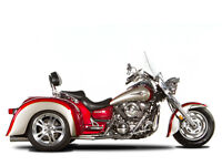 Yamaha Royal Star, Kawasaki Nomad, BMW Conversions