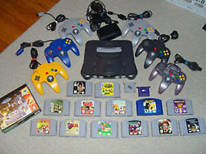 - N64 Collection CLEARANCE ! -