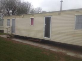 Caravan for Hire on Summerlands site, Skegness/Ingoldmells