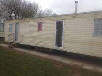 Caravan for Hire on Summerlands site, Skegness/Ingoldmells