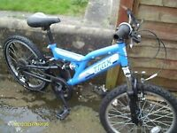 6 speed boys bike for sale spares repairs