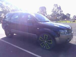 2005 Ford Territory Wagon 7 Seater. May swap for smaller car. Horsham Horsham Area Preview