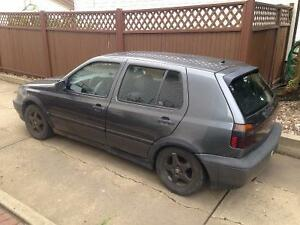 1997 Volkswagen Golf Trek Hatchback