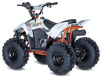 ##new kayo stomp 70cc quad ,last one ##