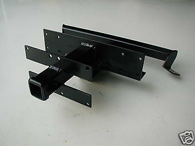 GMC MOTORHOME Thru-The-Bumper Hitch - Fits all 1973-1978 GMC Motor Homes