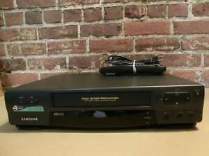 Magnétoscope, lecteur VHS avec télécommande (i013645)