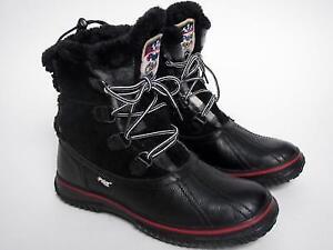 Pajar women's winter boots, 38EU/7.5US M. Waterproof.