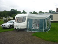2004 5 berth Elddis firestorm 505, complete with loads of extras. Open to offer round £4000