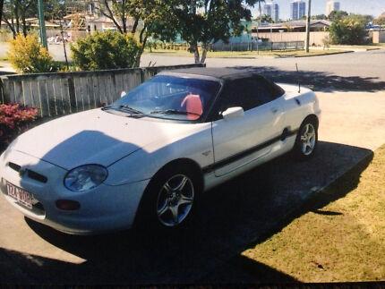 1997 MGF convertible