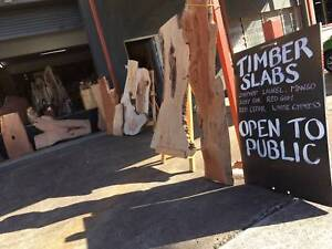 TIMBER SLABS ONE DAY SALE Albion Brisbane North East Preview
