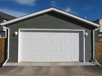 Garage Packages with Financing Available on Approved Credit