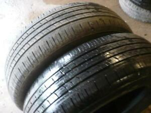 Two 225-65-17 tires $90.00
