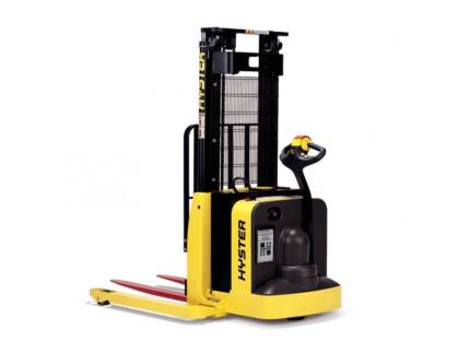 Ex Demo Hyster Walkie Stacker - Rent for Only $78 + GST per week
