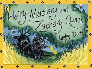 Hairy Maclary and Zachary Quack (Picture Puffins), Lynley Dodd | Paperback Book