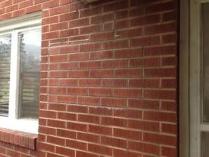 window, door, aircon brick patch ups, and other small jobs Boronia Knox Area Preview