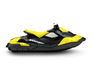 2016 Sea-Doo Spark 2-Up Rotax 900 HO ACE iBR  Convenience Pkg P
