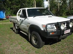 2002 Nissan Patrol Ute Hervey Range Charters Towers Area Preview