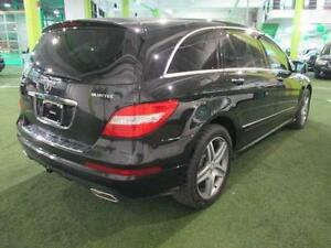 2012 Mercedes-Benz R-Class R350 BlueTec SUV, Crossover