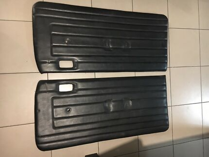 Plymouth Duster Door Cards