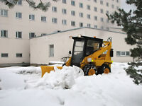 Snow Clearing and Removal - Commercial and Residential