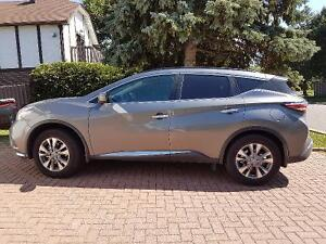 2016 Nissan Murano SV FWD SUV Lease Takeover