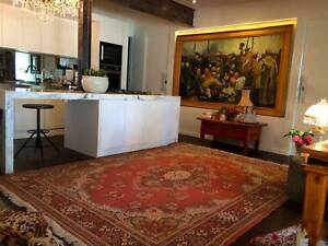 Large Vintage Persian Rug - 350 x 250 Surry Hills Inner Sydney Preview