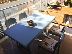 Table + 4 chairs Lane Cove North Lane Cove Area Preview
