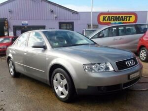 2003 Audi A4 B6 Multitronic Grey 1 Speed Constant Variable Sedan North St Marys Penrith Area Preview