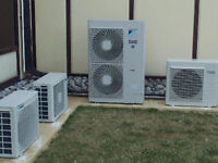 Commercial air conditioning supply and installation and cold rooms