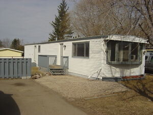 Move in ready starter mobile home in MapleRidge/OakRidge