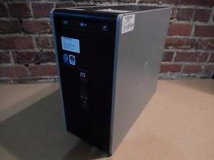 Ordinateur de bureau HP / Model DC5800 (i015915)