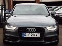 Audi A4, Sline, Black Edition, Quattro