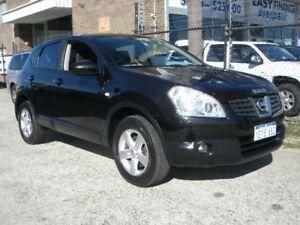 2008 Nissan Dualis J10 TI (4x4) Black 6 Speed Manual Wagon Wangara Wanneroo Area Preview